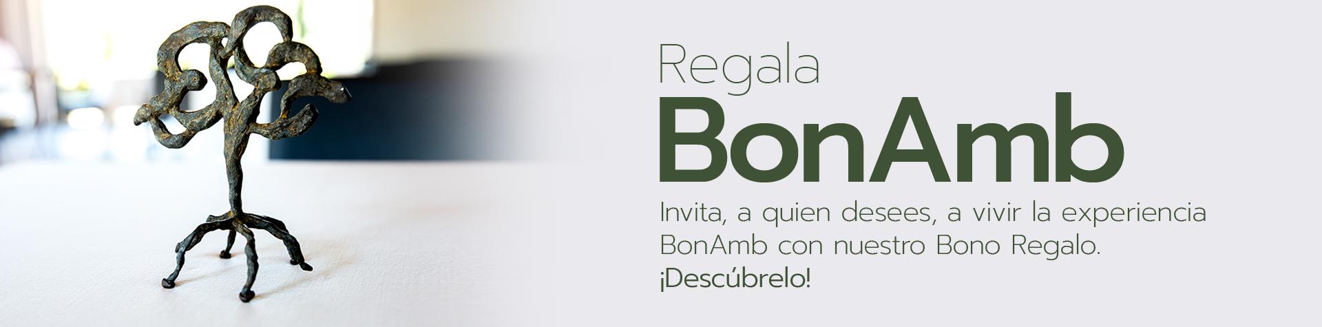 Bono regalo BonAmb