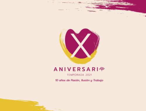 X Anniversary